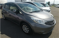 NISSAN NOTE 2014 ref: CCK5452108 (001)