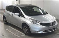 NISSAN NOTE 2014 ref: CCK5942108 (001)