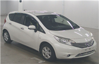 NISSAN NOTE 2014 ref: CCK12282103 (001)