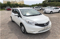 NISSAN NOTE 2014 ref: CCC12172104 (001)