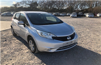 NISSAN NOTE 2014 ref: CCC0062101 (001)