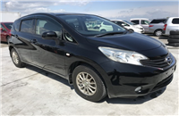 NISSAN NOTE 2014 ref: CCC14982103 (001)