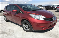 NISSAN NOTE 2014 ref: CCC15012103 (001)