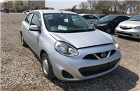 NISSAN MARCH 2014 ref: CCC6152103 (001)