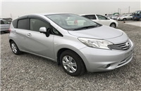 NISSAN NOTE 2014 ref: CCK12202103 (001)