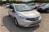 NISSAN NOTE 2014 ref: CCK1652105 (001)